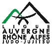 Logo AUVERGNE-RHONE-ALPES JUDO